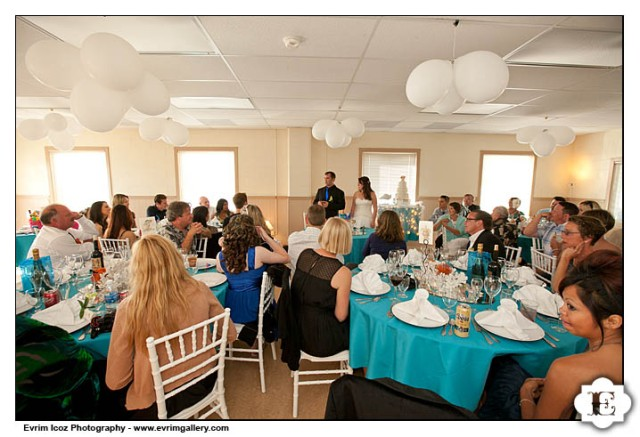 Oceanside Wedding Please do not remove my copyright notice/logo.  Evrim Icoz Photography